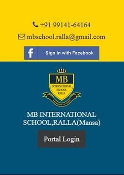 MB International School Ralla (Mansa) screenshot 2