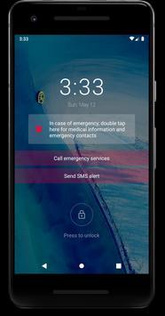 Medical ID - In Case of Emergency (ICE) تصوير الشاشة 2