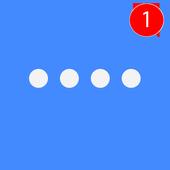 Hi Messenger : message ,chats , video calls free icon