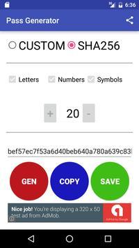 PassGen screenshot 3