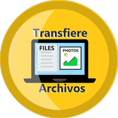 Transfiere Archivos icon