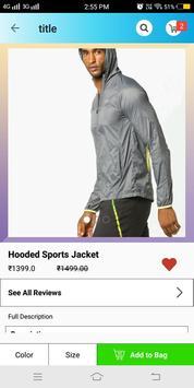 123 Fashion Clothing screenshot 3