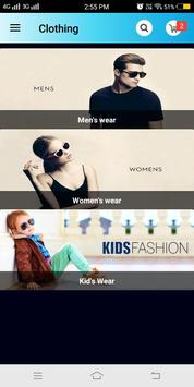 123 Fashion Clothing screenshot 1