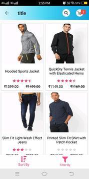 123 Fashion Clothing screenshot 2