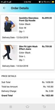 123 Fashion Clothing screenshot 7