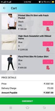 123 Fashion Clothing screenshot 4