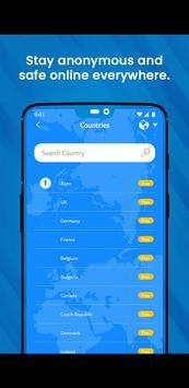 VPN Gratuit illimite pour Android - Proxy VPN 2021 capture d'écran 2