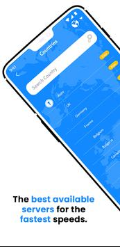 VPN Wolny - Bezpieczny VPN Bez Limitów screenshot 4