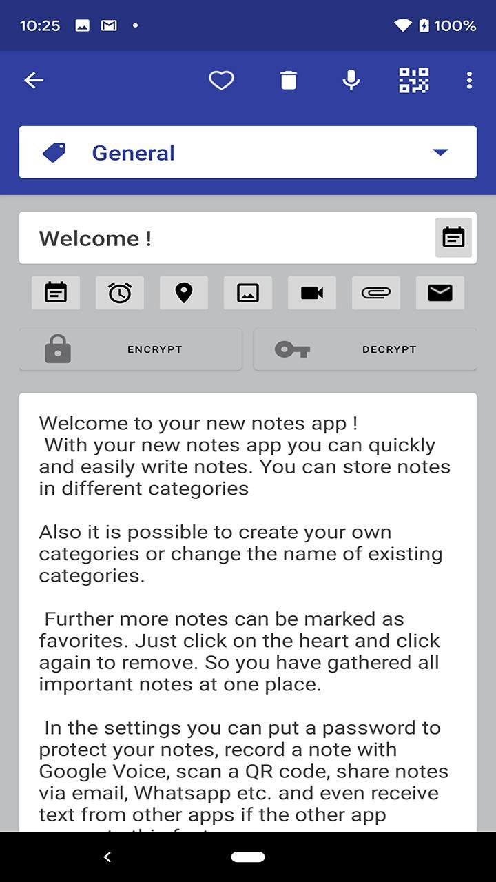 Free Notes App Notepad for Android - APK Download