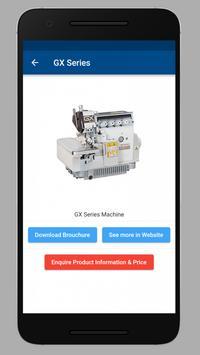 Nova Garment Machineries screenshot 3