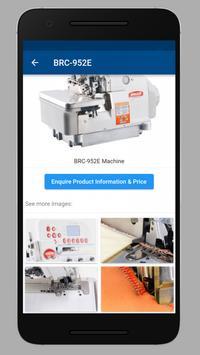 Nova Garment Machineries screenshot 2