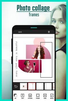 Photo Collage frames screenshot 2