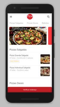 Fina Pizzas Cartaz