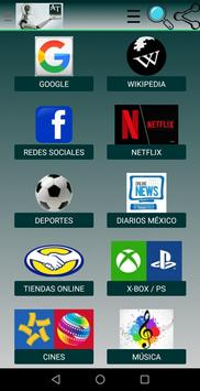Acceso web total screenshot 2