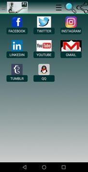 Acceso web total screenshot 3