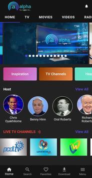 Alpha TV screenshot 2
