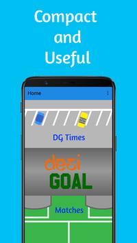 Desi Goal poster