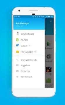 Apk Installer / Apk Manager / Apk Sharer screenshot 1