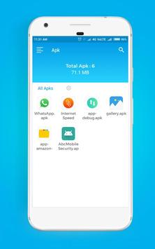Apk Installer / Apk Manager / Apk Sharer screenshot 2