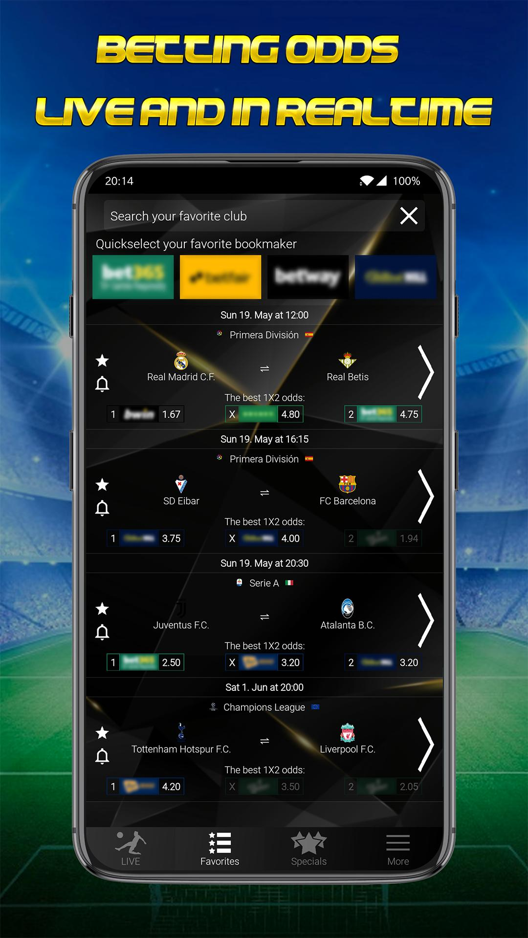 app bwin android download