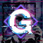Glitch Cam: Live Glitch Maker иконка