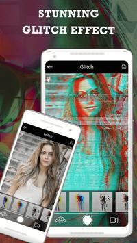 Glitch Cam: Live Glitch Maker скриншот 3