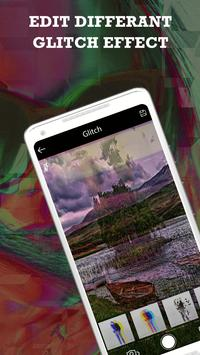 Glitch Cam: Live Glitch Maker скриншот 5