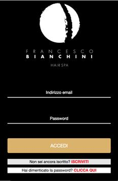 Francesco Bianchini - Hair SPA poster