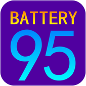 Big Battery Indicator icon