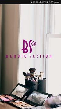 Beauty Section poster