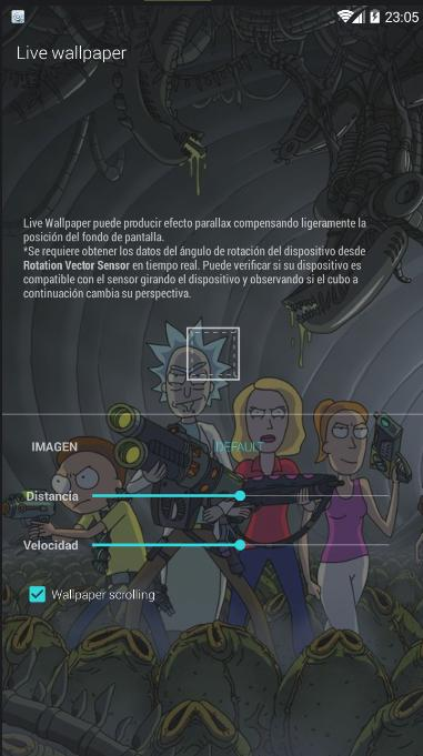 Wallpaper Rick And Morty 3d Fight Alien For Android Apk
