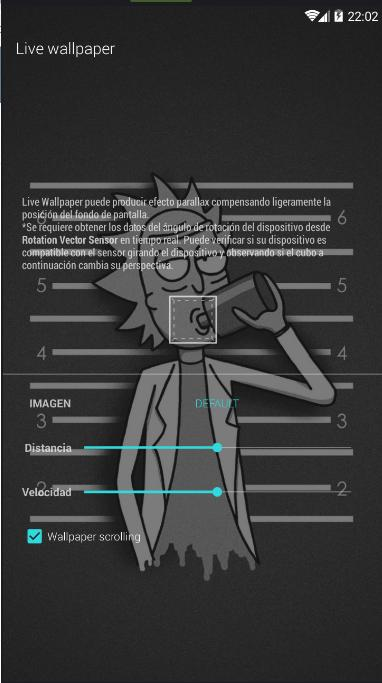 Wallpaper Rick And Morty 3d Rick Jail For Android Apk Download