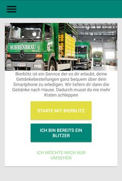 Bierblitz poster