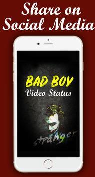 Latest Bad Boy Video Status poster