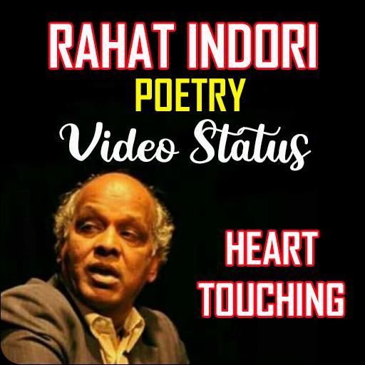 Rahat Indori Poetry Video Status poster