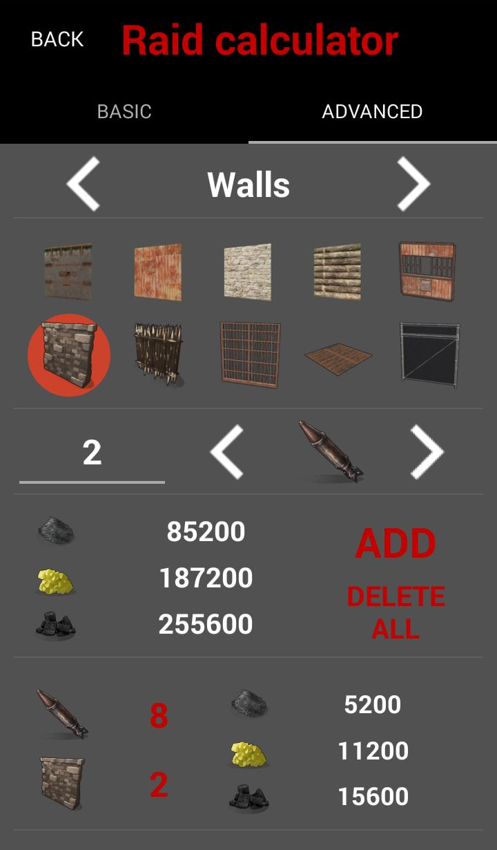 Rust Calculator for Android - APK Download
