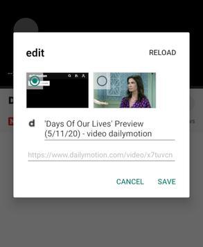 Video Bookmark Ekran Görüntüsü 2