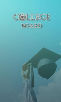 Collage Board poster