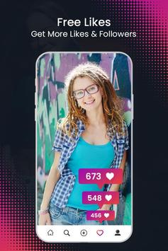Get Real Followers & Likes for Instagram poster