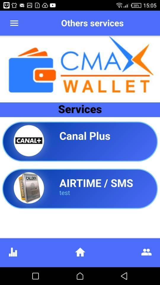CMAX-WALLET for Android - APK Download