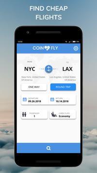 CoinFly screenshot 1