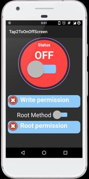 1 Touch Turn Off Screen (Work with FingerPrint) poster
