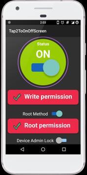 1 Touch Turn Off Screen (Work with FingerPrint) screenshot 4