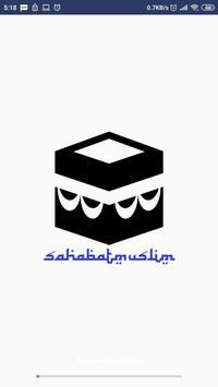 Sahabat Muslim poster