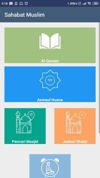 Sahabat Muslim screenshot 1