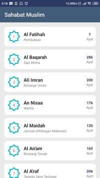 Sahabat Muslim screenshot 2