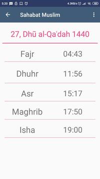 Sahabat Muslim screenshot 5