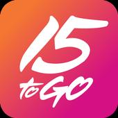 15toGO icon