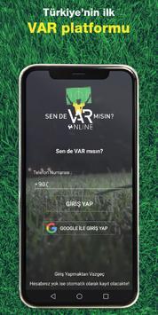 Var Online poster