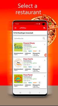 goPIZZAgo - Order Food screenshot 2